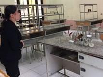 Học sinh bỏng nặng ở phòng thực hành Hóa: Trần tình của người gây ra tai nạn