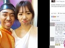 Điểm bất thường trên áo Hari Won khiến Trấn Thành sẽ phải hối hận khi đăng bức ảnh này