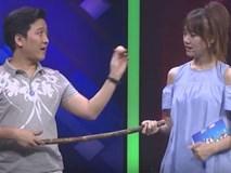 Hari Won tuyên bố sẽ cưới Trường Giang nếu 'chặt được cây mía' này