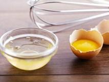 Tự làm hỗn hợp trẻ hóa - săn chắc da hiệu quả từ 1 quả trứng gà