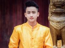 Nam sinh dân tộc Khmer khiến phái nữ rần rần chia sẻ vì quá điển trai