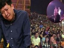 Thực hư chuyện khán giả ném chai nước khiến Trường Giang tức giận bỏ diễn