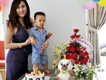 """Phi Thanh Vân khoe khách """"VIP"""" ăn sinh nhật con, Bảo Duy chạnh lòng?"""