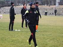 Xuân Trường tham gia 7 trận đấu cùng Gangwon FC