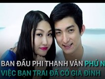 Hôn nhân ngắn ngủi, nhiều tai tiếng của Phi Thanh Vân và chồng 2