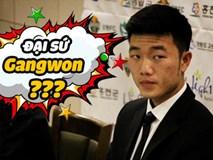 Xuân Trường sắp thành Đại sứ: Gangwon bất ngờ thăm HAGL ngày mồng Một Tết