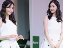 Yoona (SNSD) đến trễ 2 tiếng, xuất hiện ở họp báo 10 phút