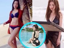 """Bộ ảnh mới sexy, nóng rực của Elly Trần bên bờ biển """"hút hồn"""" fan"""