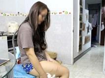 Gia đình nữ sinh Sài Gòn bị rạch đùi sợ con gái nhiễm HIV
