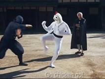 Ca khúc Chicken Attack lôi cuốn sự chú ý của cộng đồng mạng