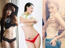 """""""Sốt xình xịch"""" với loạt hình xăm chỗ hiểm hot girl Việt"""