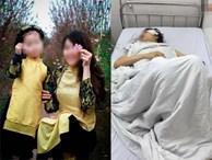 """Người vợ xinh đẹp bị chồng đâm trọng thương: """"Em vào viện rồi mà anh ấy vẫn đuổi đánh'"""