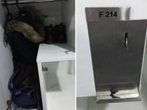 Hà Nội: Bị phá khóa lấy trộm ví trong tủ đồ phòng tập tại trung tâm California Fitness