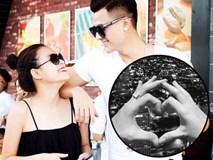 Vĩnh Thụy - Hoàng Thùy Linh cùng lúc tung ảnh hẹn hò Valentine trên đất Mỹ