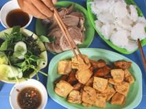 7 món ăn làm nên tên tuổi cho cụm ẩm thực Cát Linh - Trịnh Hoài Đức