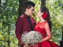 Lâm Khánh Chi tung ảnh cưới lãng mạn cùng bạn trai
