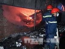 2 mẹ con chết cháy trong cửa hàng giày dép sau tiếng kêu cứu thất thanh