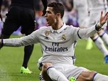 """Ronaldo lập kỷ lục buồn về thời gian """"tịt ngòi"""" ở Champions League"""