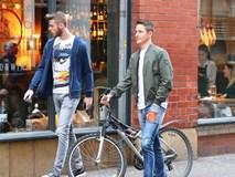 Dàn trai đẹp Man Utd lên đồ thời trang dạo phố