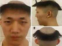 """""""Cạn lời"""" với những mái tóc bị cắt hỏng"""