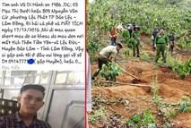 Thảm án rúng động Lâm Đồng: Cùng người tình chôn giấu xác chồng rồi đăng tin tìm kiếm