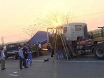 Lái xe chết trong cabin: Nạn nhân bị đâm chết ở nơi khác