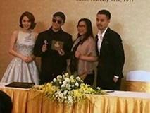 Seungri tham dự sự kiện cùng Minh Hằng khi vừa đến Hà Nội