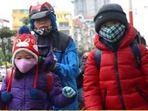 Miền Bắc sắp đón khí lạnh mạnh, giảm 12 độ