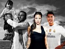 Ronaldo sắp đóng phim cùng Angelina Jolie