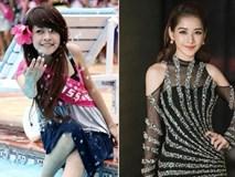 Ngưỡng mộ quá trình 'thoát xác' từ hot girl tuổi teen thành giai nhân tuyệt sắc của Chi Pu