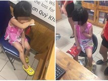 Hà Nội: Bé gái bị mẹ mắng chửi, dùng túi đánh vào mặt ngay siêu thị vì làm mất một gói kẹo