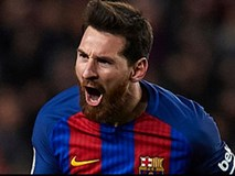 Messi lập cú đúp, Barca thoát thua phút cuối