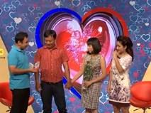 Bạn muốn hẹn hò: Anh trai U50 cưa đổ chị gái một lần đò khiến MC Quyền Linh bất ngờ