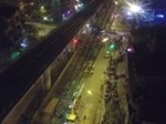 Kim tiêm vương vãi ở nhà ga đường sắt Cát Linh - Hà Đông-1