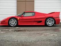 Siêu xe hiếm Ferrari F50 của Mike Tyson được rao bán