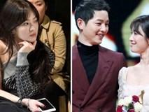 Cuối cùng Song Hye Kyo cũng lên tiếng về mối quan hệ thật với Song Joong Ki