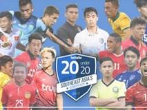 Hai tuyển thủ trẻ vượt mặt Công Phượng, lọt top thần đồng ASEAN