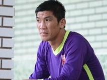 Cầu thủ Long An chết lặng với án phạt của VFF