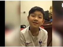 Clip bé 9 tuổi trả lời mẹ khiến người lớn cười ngất