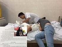 Hành trình tìm công lý vụ học sinh Nam Trung Yên gãy chân