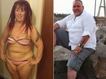 Cặp vợ chồng 17 tháng nhịn đói 'chuyện ấy' chỉ vì quá béo