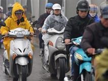 Dự báo thời tiết 23/2: Trưa nay khí lạnh tràn về Hà Nội