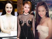 """Nhan sắc của 3 """"người đẹp dao kéo"""" đang được chú ý nhất showbiz Việt hiện nay"""