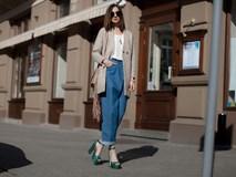 4 kiểu giày cứ diện cùng jeans là đẹp 'quên lối về''