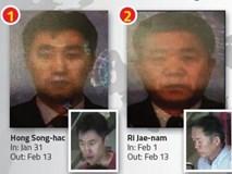 Malaysia đề nghị Interpol cảnh báo 4 nghi phạm bỏ trốn