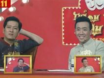 Loạt ảnh cho thấy Trường Giang bất mãn ra mặt khi Trấn Thành 'cười dễ dãi'