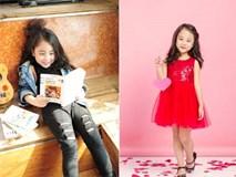 Gặp gỡ mẫu nhí Hà Thành sở hữu gương mặt xinh như Kim Tae Hee