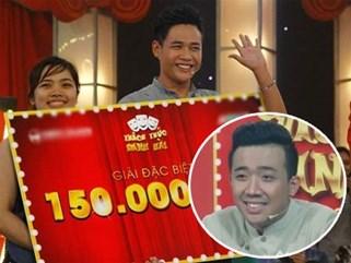 Đằng sau nụ cười giá 150 triệu đồng của Trấn Thành