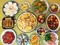 Ghen tị với những mâm cơm hấp dẫn của mẹ Việt xinh đẹp nấu tặng chồng con