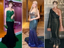 """Đâu chỉ có Vân Hugo, nhiều sao Việt cũng từng khiến fan """"tá hỏa"""" vì váy đuôi cá"""